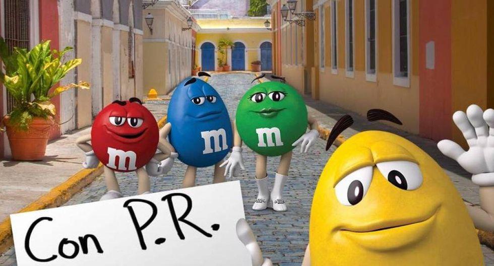 M&M se pronunció a las protestas en Puerto Rico.