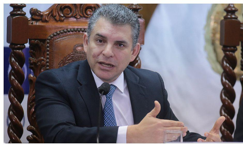 Vela señaló que testimonios de Maiman acelerarán que se presente la acusación formal contra Alejandro Toledo. (Foto: GEC)