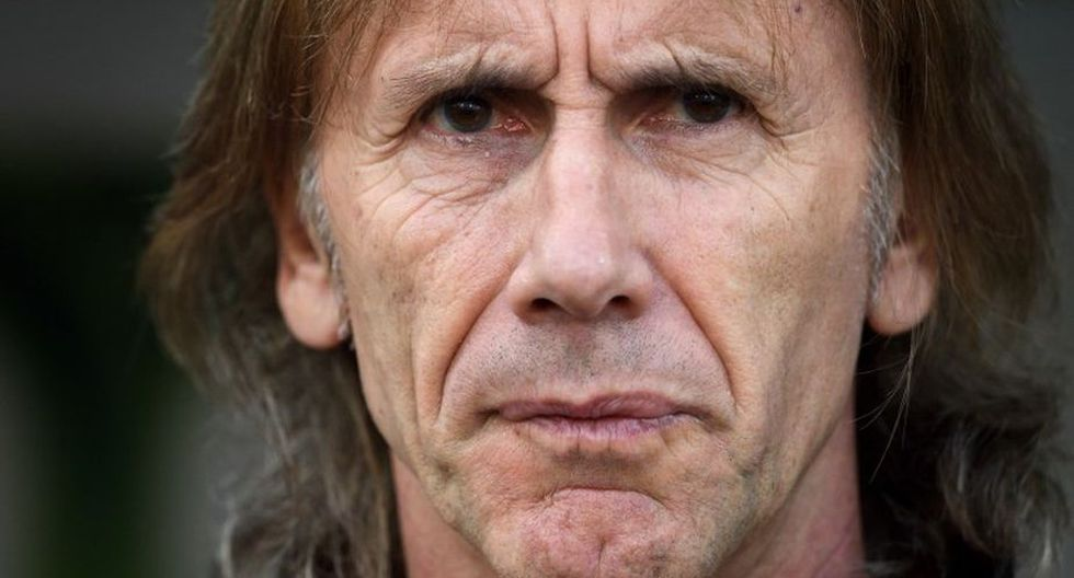 El análisis de Ricardo Gareca tras el Perú - Suecia (AFP)
