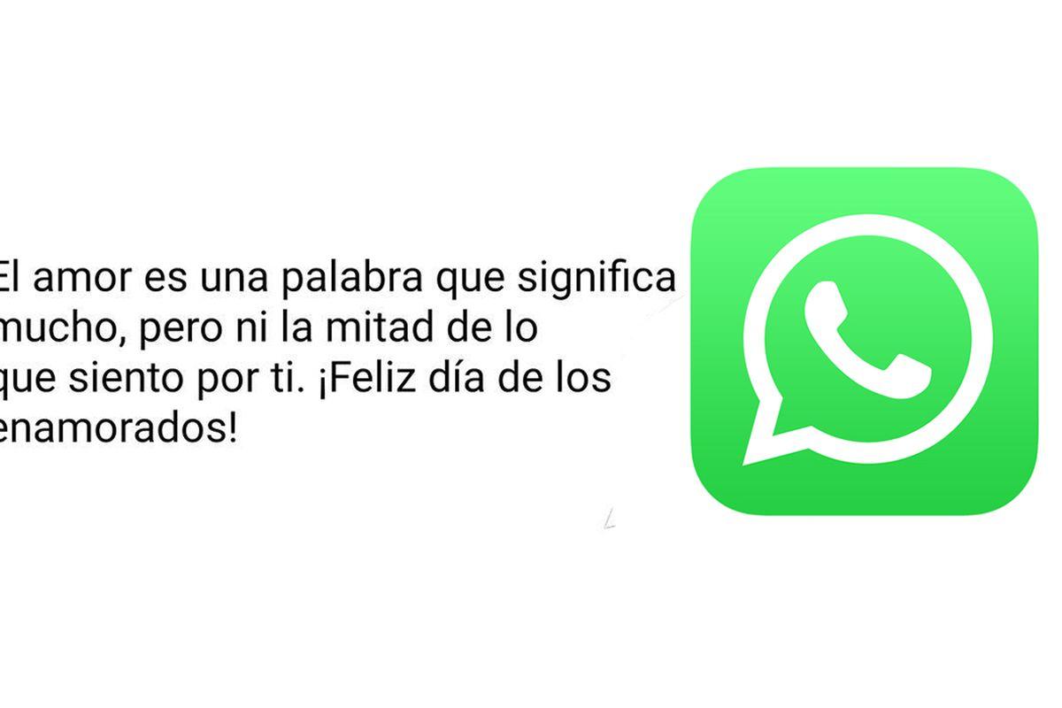 Bonito Lunes Mi Amor whatsapp | 14 de febrero | 10 mensajes que puedes enviar a