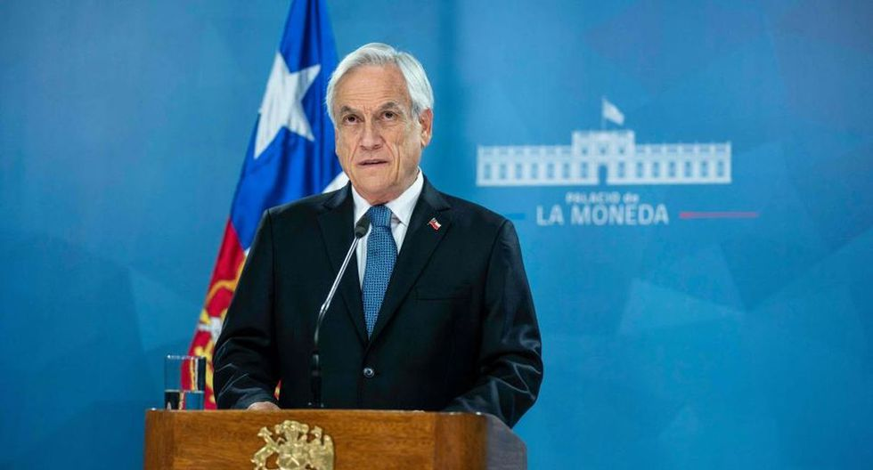 El presidente de Chile, Sebastián Piñera. (Foto: AFP)