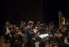 Teatro Municipal: Orquesta Sinfónica Nacional en concierto gratuito