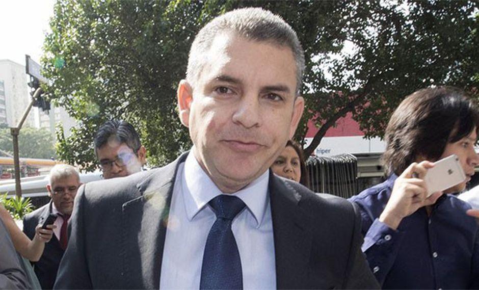 Rafael Vela será el fiscal que estará en representación del Estado en la audiencia contra Alejandro Toledo en EE.UU. (Foto: GEC)
