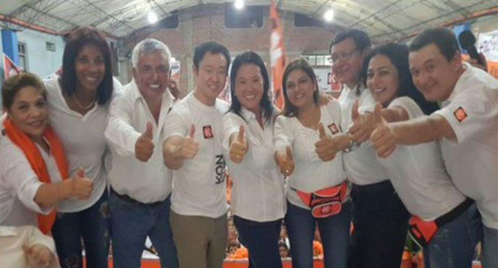 Keiko Fujimori terminó peleada con su hermano Kenji, que buscaba la liberación de su padre, Alberto Fujimori. (Foto: Andina)