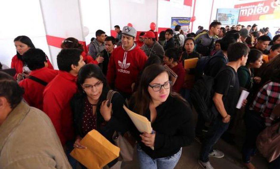 Maratón del Empleo: unas 20 empresas ofrecerán más de mil puestos de trabajo en El Agustino
