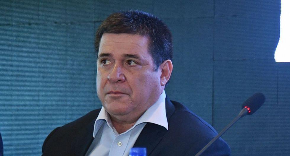 Justicia brasileña juzgará a expresidente de Paraguay Horacio Cartes por asociación criminal. (AFP)