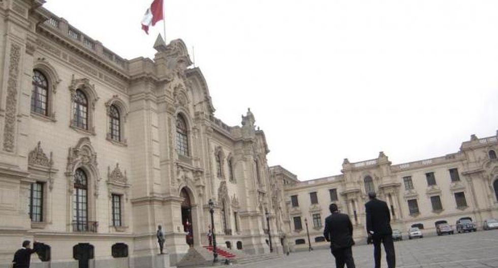Representantes del Ejecutivo se reunirán con la Comisión de Venecia en Palacio de Gobierno este martes 24. (Foto: GEC)