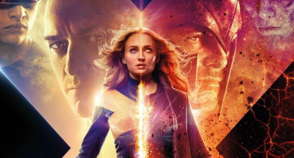 """""""X-Men: Dark Phoenix"""" cae en la taquilla norteamericana y es superada por """"La vida secreta de las mascotas 2"""". (Foto: 20th Century Fox)"""