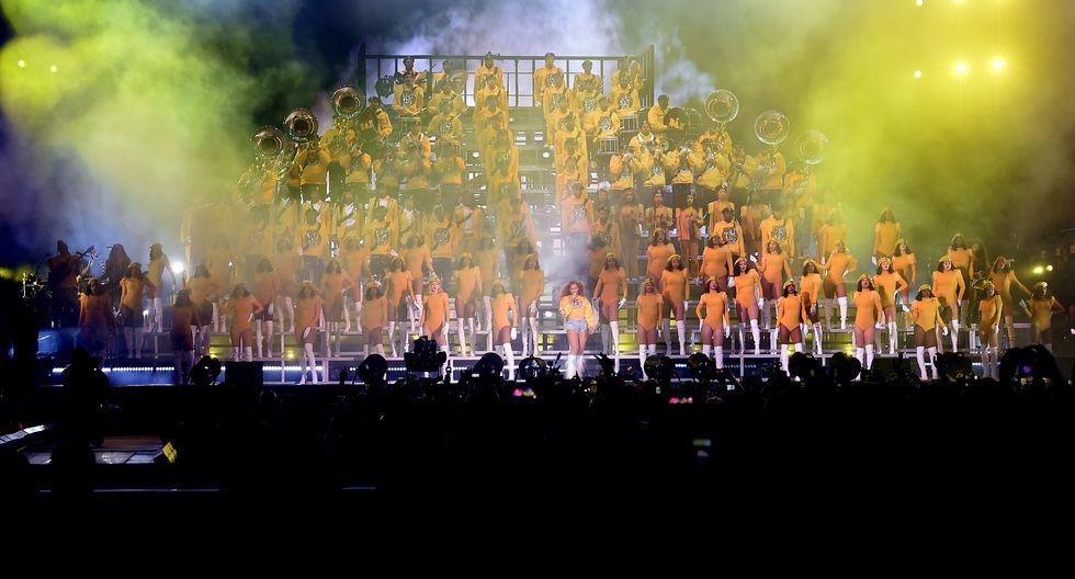 Beyoncé lanza nuevo disco y estrena documental de Netflix (Foto: AFP)