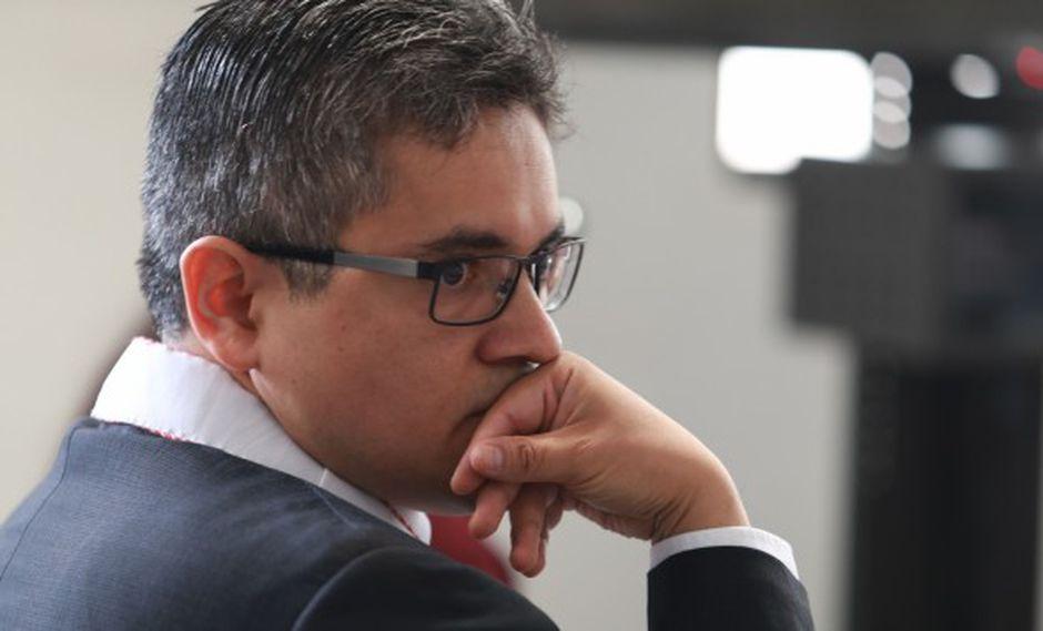 José Domingo Pérez fue operado de emergencia en clínica por apendicitis