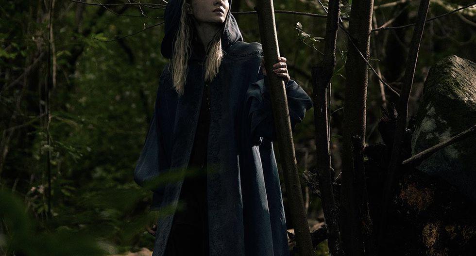 Freya Allan será Ciri en la adaptación de la plataforma streaming. (Foto: Netflix)