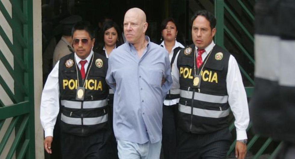 PJ condena a 27 años de prisión al norteamericano Joshua David Brown, conocido como 'La Bestia', por los delitos de trata de personas y pornografía infantil (Foto: PJ)
