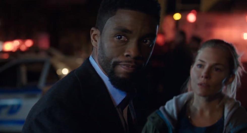 La nueva cinta de los hermanos Russo  tendrá como protagonista a Chadwick Boseman (Pantera Negra). (Foto:  Diamond Films)