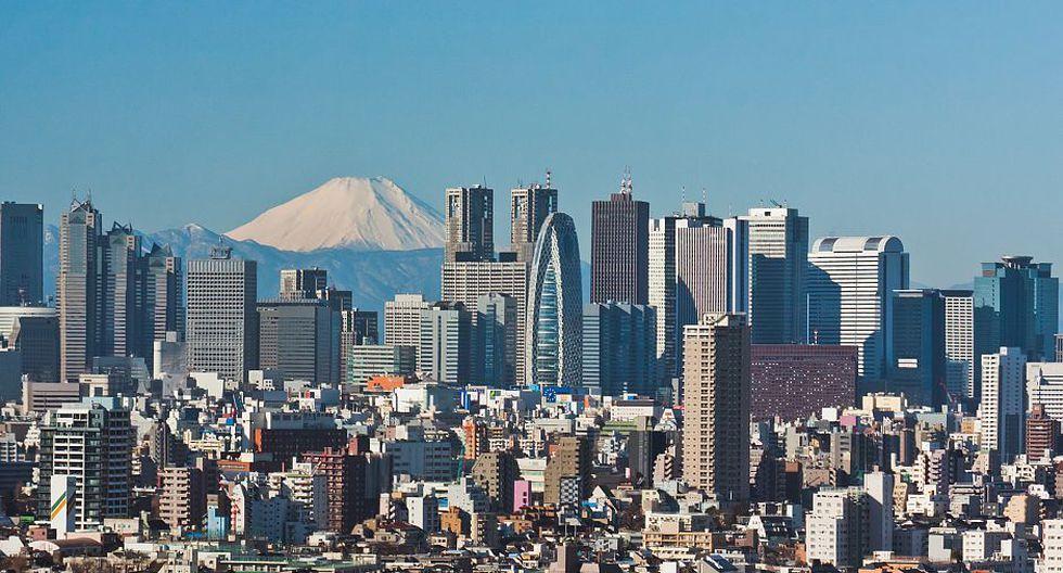 Ciudad más segura: 1) Tokio, Japón
