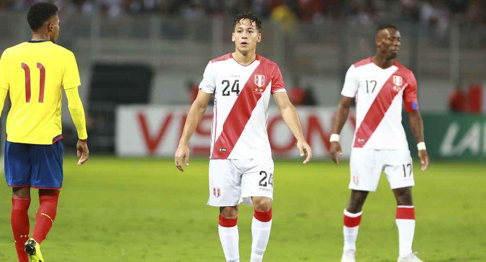 Cristian Benavente se quedó sin entrenador en Egipto. (Foto: GEC)