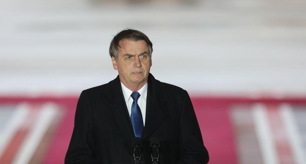 El presidente de Brasil, Jair Bolsonaro, dijo en nombre de su país que condenaba los ataques que dejaron centenas de víctimas en Sri Lanka. (Foto: EFE)