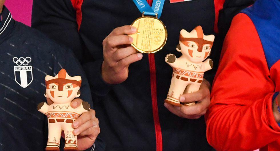 El cuchimilco, la estatuilla que se llevan los deportistas, ha ganado protagonismo en los Juegos Panamericanos Lima 2019. (Foto: Eugenio Savio / Lima 2019)