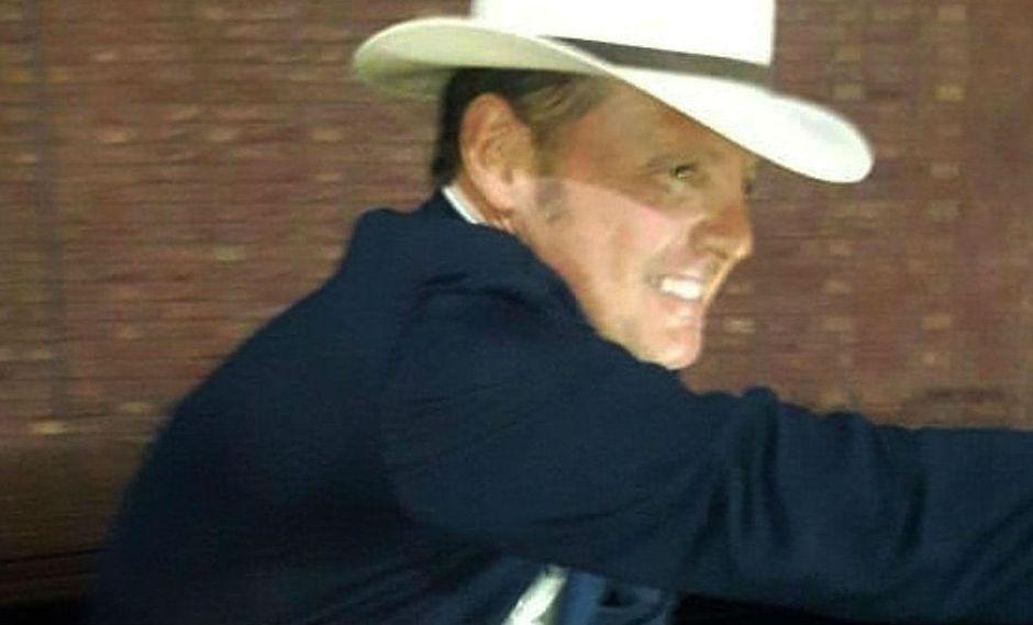 Luis Miguel causó furor tras su llegada a Argentina