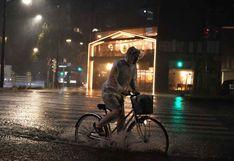 Japón: Tifón Faxai golpea a Tokio y provoca caos en el transporte
