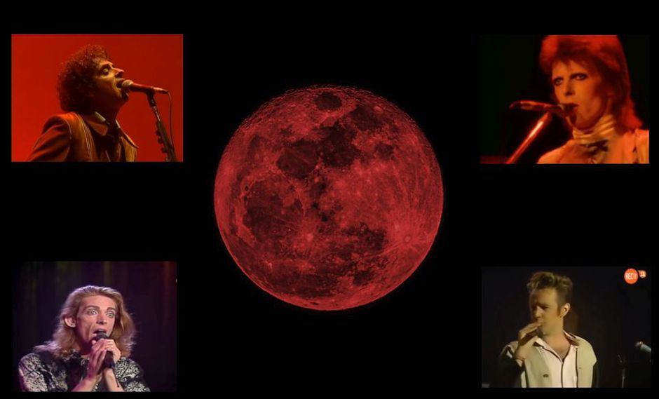 Superluna de Sangre: la mejor playlist de Spotify para verla este domingo