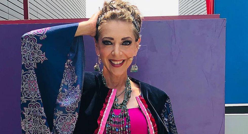 La actriz mexicana Edith González falleció el pasado 13 de junio a causa de cáncer de ovarios. (Foto: @edithgonzalezmx1)