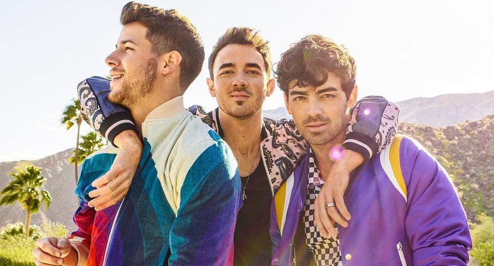"""Los Jonas Brothers interpretarán """"Sucker"""" en el estreno del reboot de """"All That"""" de Nickelodeon (Foto: @jonasbrothers)"""