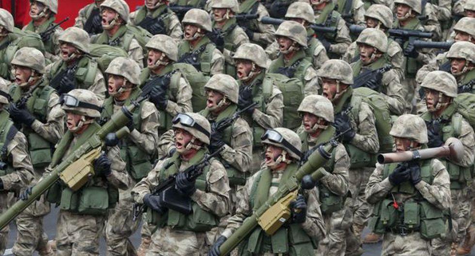 Según el ex titular del Interior, la propuesta de Toledo atenta contra los militares porque los soldados no están formados para estas labores, ni tienen el equipamiento adecuado. (Foto: Andina)