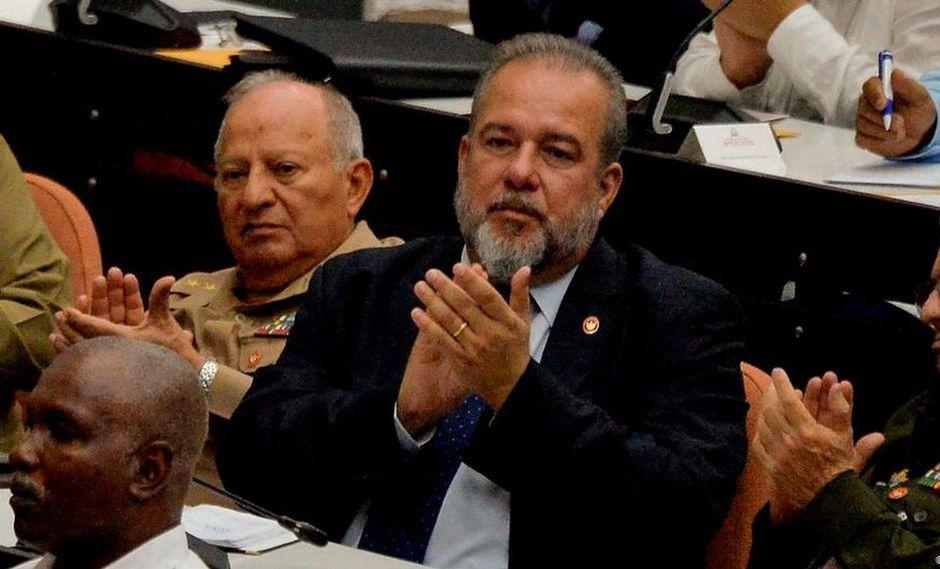 Manuel Marrero, de 56 años, será jefe de gobierno y asumirá la tarea en momentos de elevadas tensiones con Estados Unidos. (AFP)
