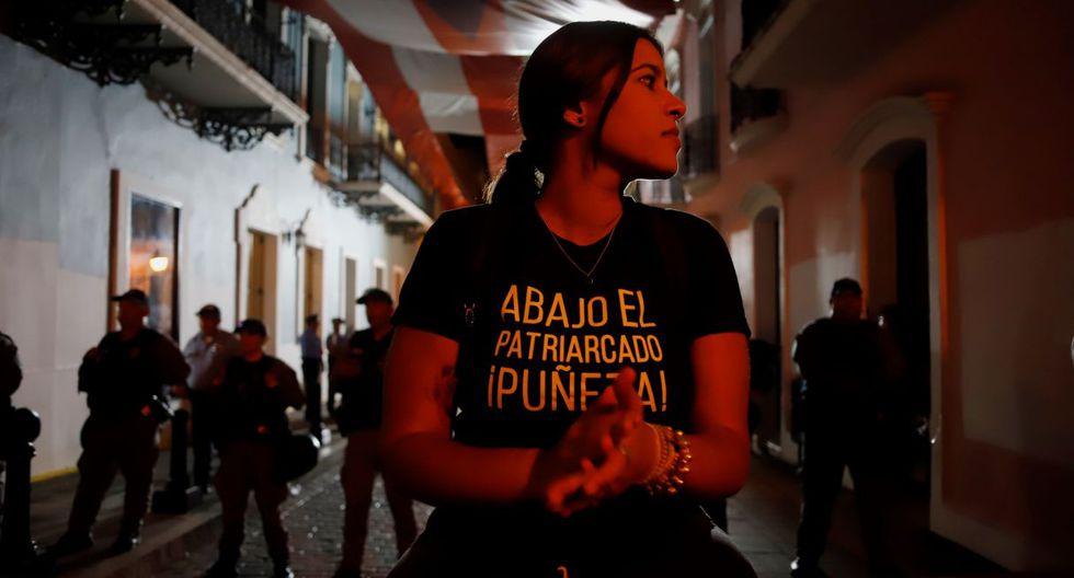 Jóvenes han tomado las calles mostrando su molestia por el manejo de la crisis ante los terremotos del 28 de diciembre. (Foto: EFE)