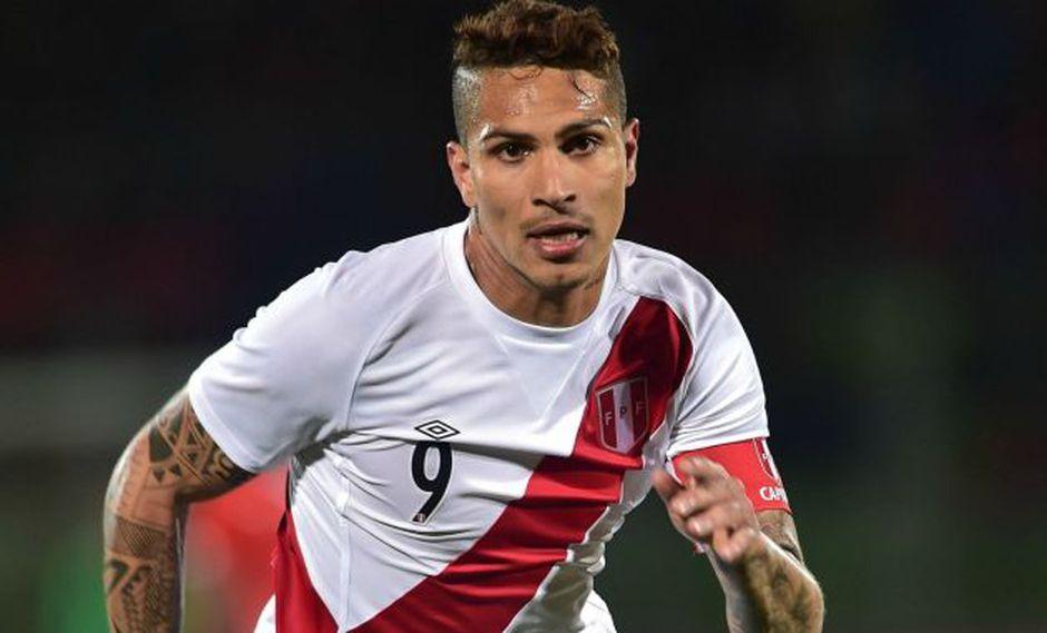 Paolo Guerrero irá al ataque en el Perú vs. Argentina. (USI)