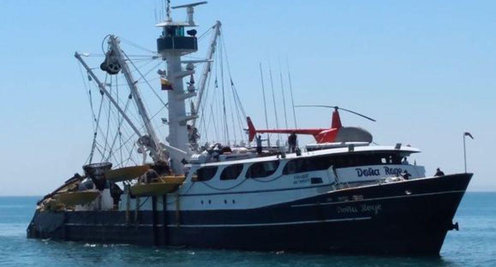 Este tipo de operaciones forman parte de la estrategia de supervisión que Produce realiza a lo largo de todo el litoral peruano para luchar contra la pesca ilegal. (Foto: Produce)
