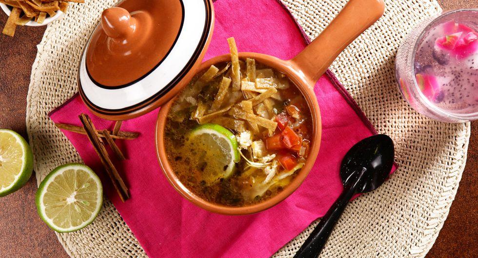 Esta sopa es perfecta para estos días de frío. (Foto: Kiwilimón)