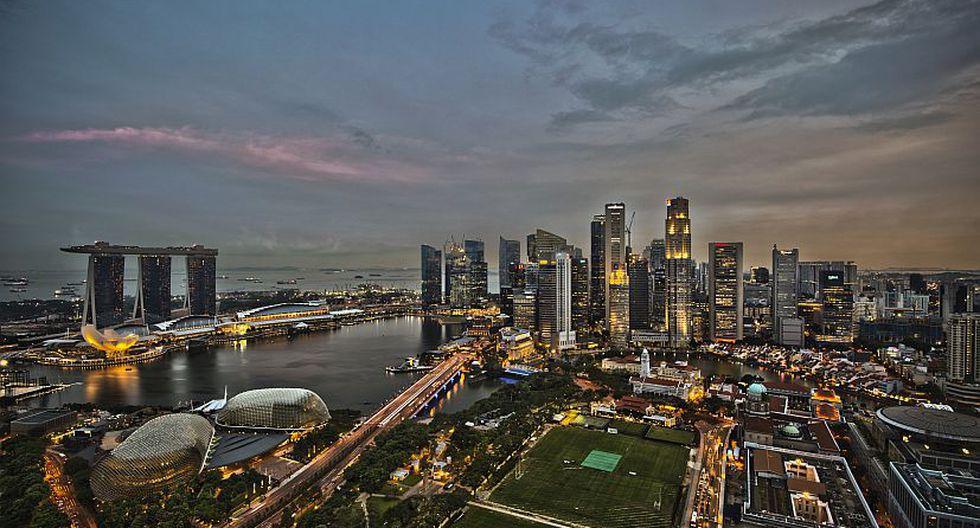 Ciudad más segura: 2) Singapur
