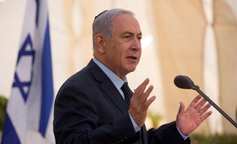 """Netanyahu adelantó que procederá a la regularización de miles de viviendas en colonias judías de Cisjordania, que fueron construidas """"de buena fe"""". (Foto: EFE)"""