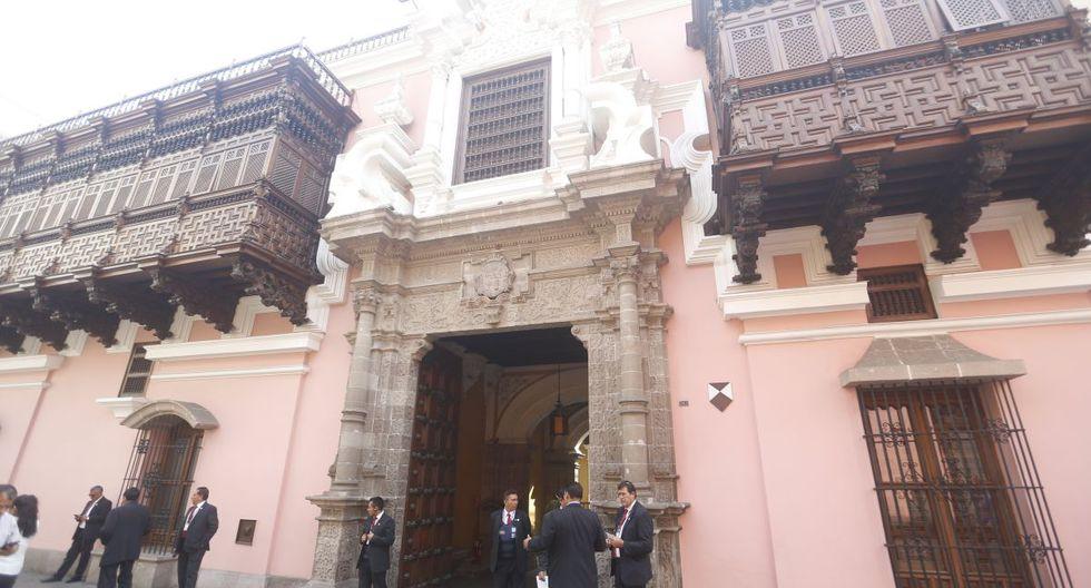Ministerio de Relaciones Exteriores nombró a embajadores del Perú en Noruega y Nicaragua. (Foto: GEC)
