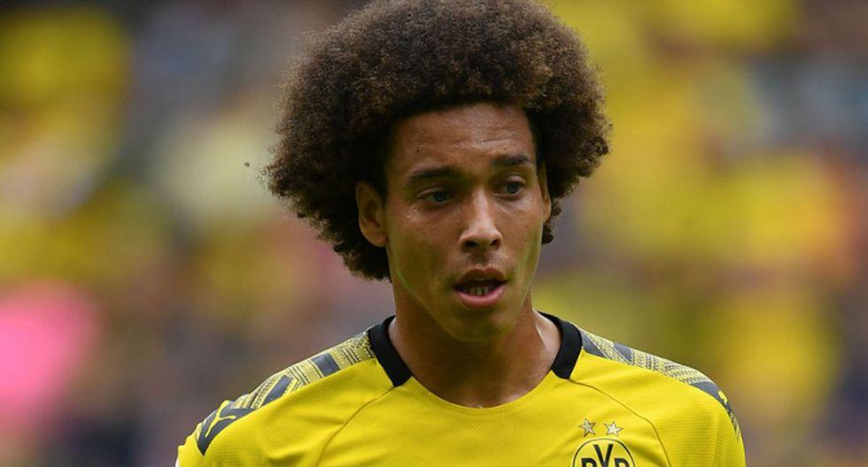 Axel Witsel llegó al Borussia Dortmund en 2018, proveniente del Zenit ruso. (Foto: Agencias)
