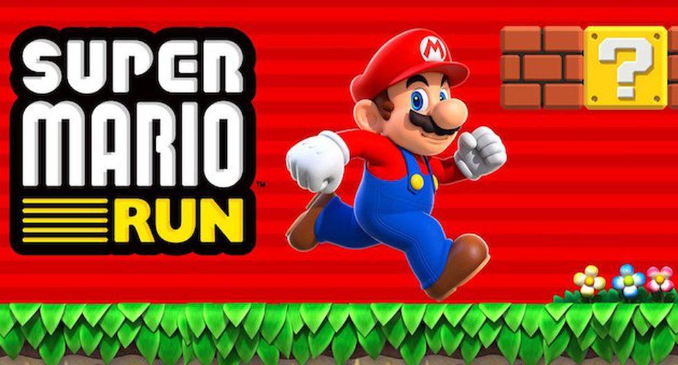 Super Mario Run llega a Android.