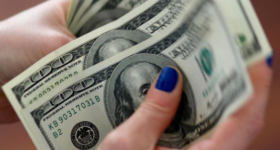 El dólar se situó en 3.349 soles en el mercado interbancario (Foto: Reuters)