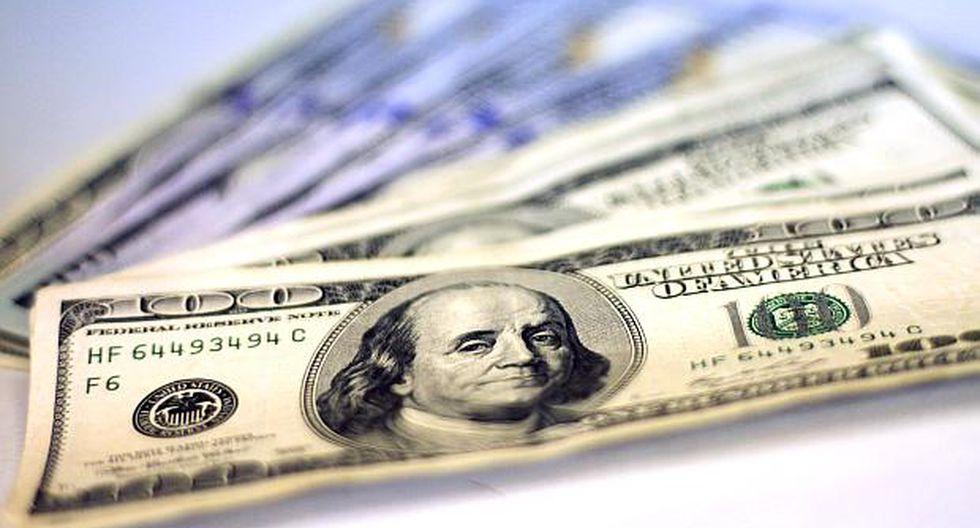 El dólar se sitúa en S/ 3.347 se sitúa en el mercado local (Foto: GEC)