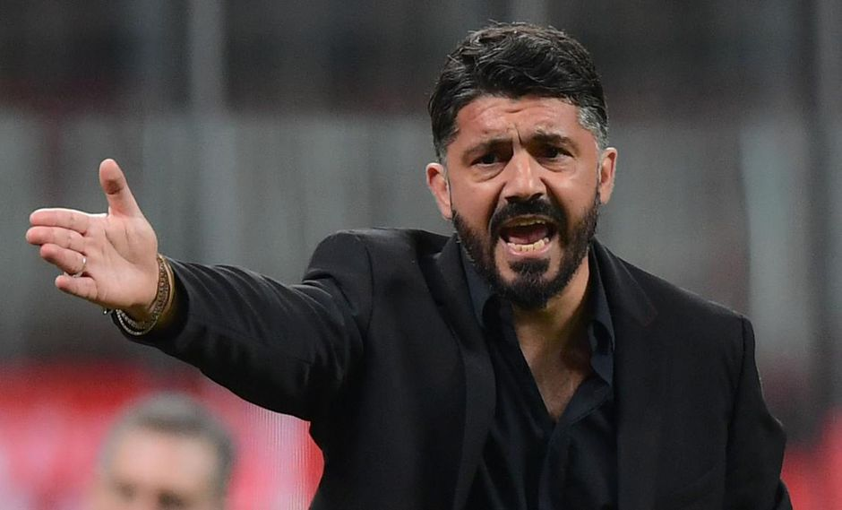 Gennaro Gattuso renunció al cargo de entrenador del Milan. (Foto: AFP)