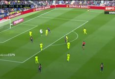 Gol de Antoine Griezmann en el Barcelona vs. Getafe tras brutal pase de Lionel Messi | VIDEO