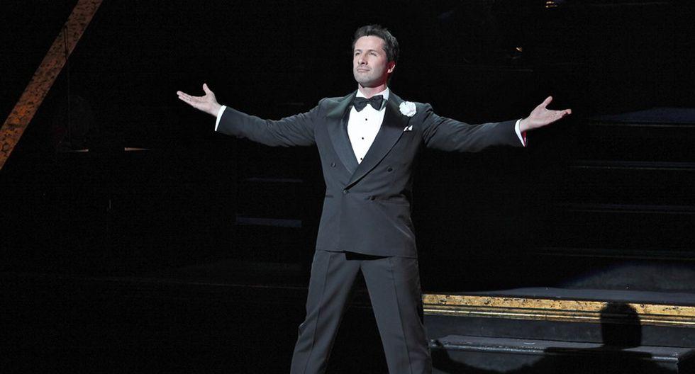 """Durante su debut en Broadway con """"Chicago"""". (Foto: El Comercio)"""