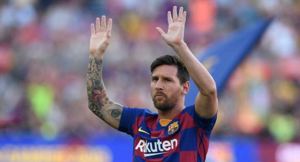 """""""No sé si el Barca hizo todo lo posible para su regreso"""", destacó Messi. (Foto: AFP)"""