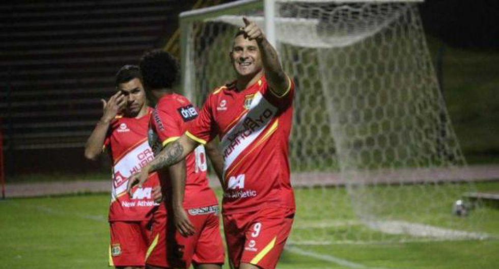 Huancayo y Grau buscan consagrarse en la Copa Bicentenario. (Foto: Foto: @Liga1Movistar)