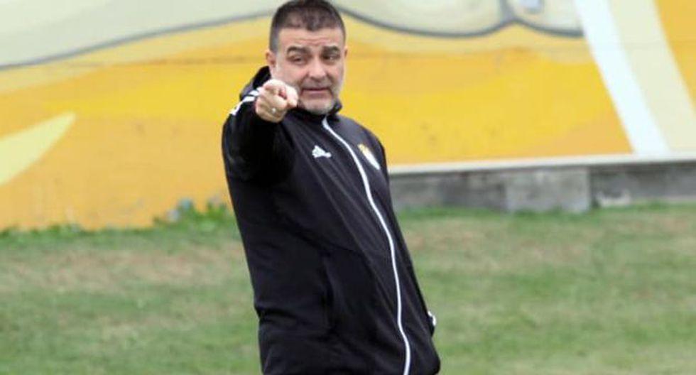 Claudio Vivas fue muy crítico con la dirigencia de Sporting Cristal tras su salida. (Foto: Sporting Cristal)
