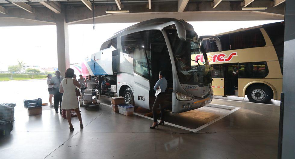 El MTC realizó operaciones de fiscalización para erradicar la inseguridad e informalidad en el transporte. (Foto: GEC)
