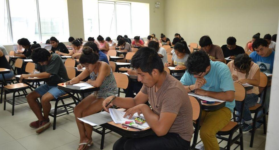 Universidad Nacional Mayor de San Marcos plantea que traslado de universitarios sea por examen. (Foto: Difusión)
