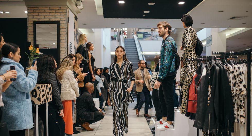 low priced 30d88 c63c5 Moda: marca italiana Roberto Cavalli lanza colección para ...