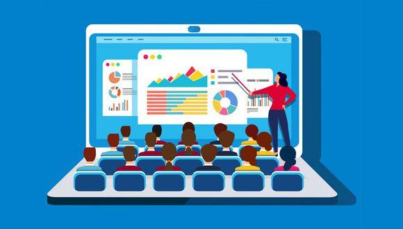 ¿No quieres perder clases? Conoce la forma de poder usar internet para aprender diariamente. (Foto: Composición)