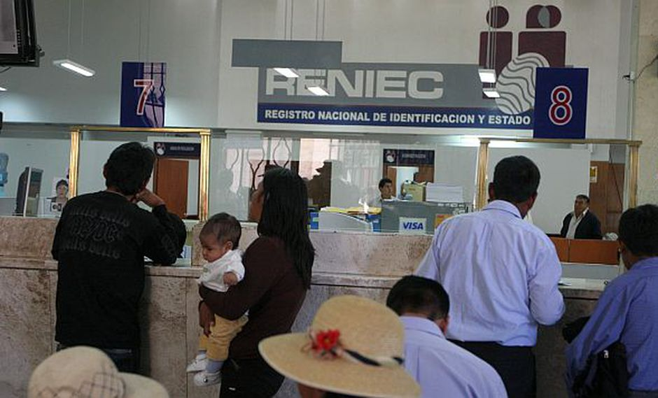 Reniec da a conocer una peculiar lista por el Día del Niño. (Foto: GEC)